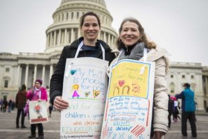 Why I March - A Personal Message from Sally Osberg